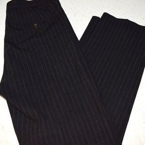 Dawson Flat Front Wool Blend Dress Pants 32x30.5